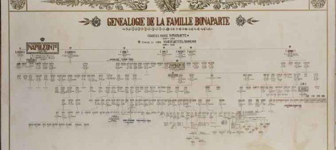 «Бонапарты на Корсике»: прекрасное исследование по архивам родины Наполеона