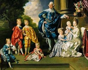 Опубликован черновик проекта об отречении Георга III