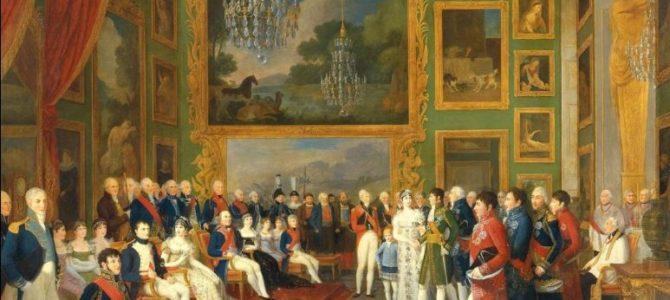 Бонапарты и их генеалогия: начало